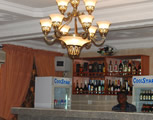 Image of the Bar at Uyi Grand Hotel & Suites