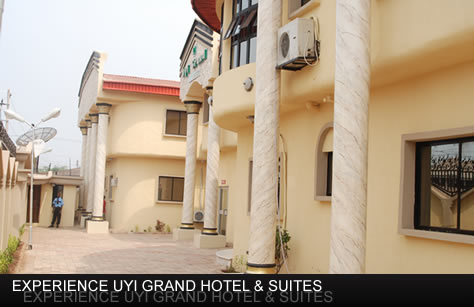 Image of Uyi Grand Hotel & Suites exterior
